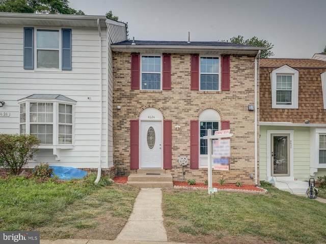 4624 Woodway Place, WOODBRIDGE, VA 22193 (#VAPW2003356) :: Debbie Dogrul Associates - Long and Foster Real Estate