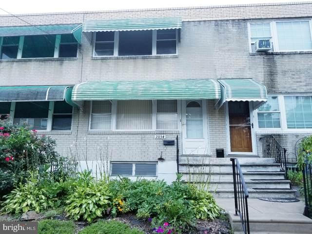 2034 S Newkirk Street, PHILADELPHIA, PA 19145 (#PAPH2011458) :: Team Martinez Delaware