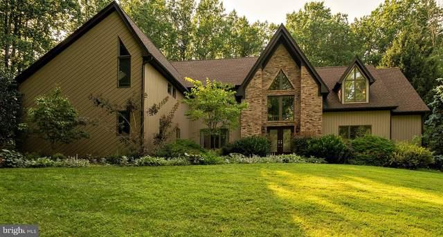 12 Harbourton Ridge Drive, PENNINGTON, NJ 08534 (#NJME2002114) :: Rowack Real Estate Team