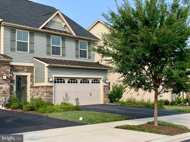 407 Wills Creek Drive, BRUNSWICK, MD 21716 (#MDFR2002358) :: Jennifer Mack Properties
