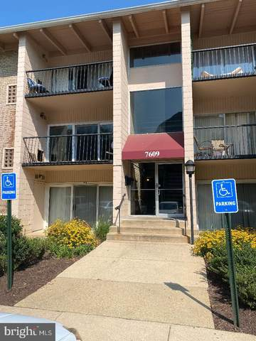 7609 Fontainebleau Drive #2213, NEW CARROLLTON, MD 20784 (#MDPG2004298) :: CENTURY 21 Core Partners