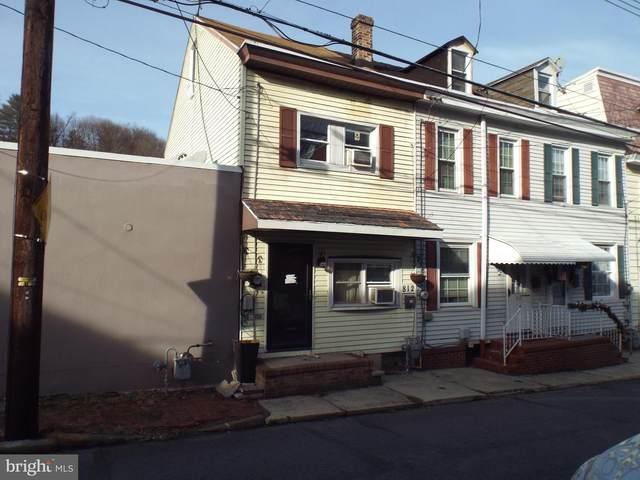 812 W Norwegian Street, POTTSVILLE, PA 17901 (#PASK2000510) :: Talbot Greenya Group