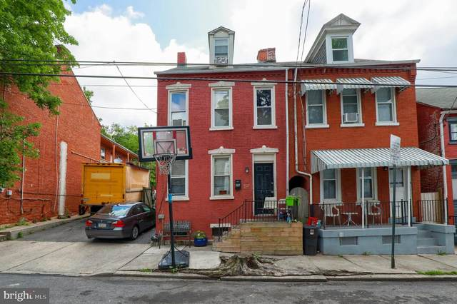 21 S Mary Street, LANCASTER, PA 17603 (#PALA2002084) :: Iron Valley Real Estate