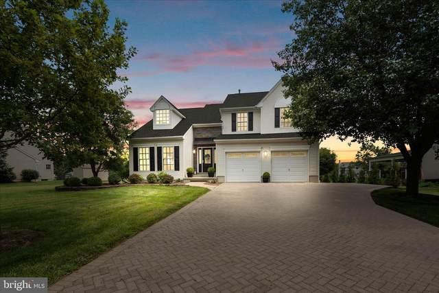 60 Amberfield Road, TRENTON, NJ 08691 (MLS #NJME2002122) :: The Dekanski Home Selling Team