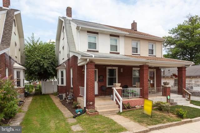 1129 E South Street, YORK, PA 17403 (#PAYK2002498) :: The Joy Daniels Real Estate Group