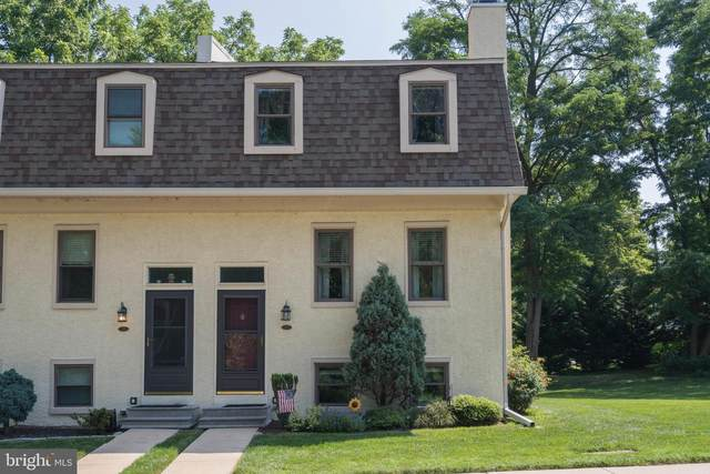 117 Spring Lane #9, WEST CHESTER, PA 19382 (#PACT2003040) :: Sail Lake Realty