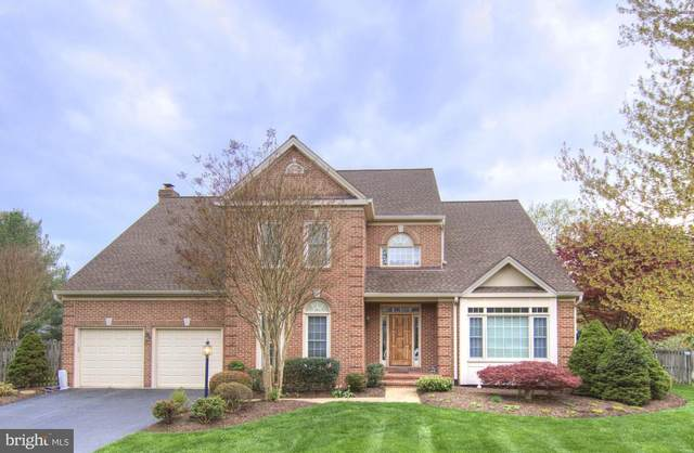 4716 Leighfield Valley Drive, CHANTILLY, VA 20151 (#VAFX2008802) :: Network Realty Group