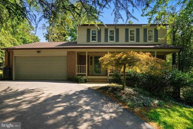 9951 Woodrow Street, VIENNA, VA 22181 (#VAFX2008826) :: Debbie Dogrul Associates - Long and Foster Real Estate
