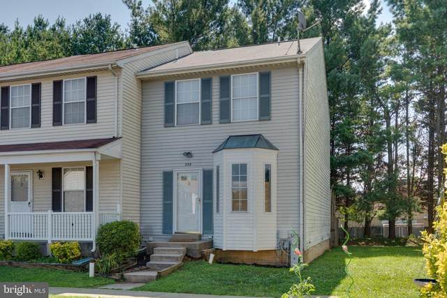 539 Park Manor Circle #13, BEL AIR, MD 21014 (#MDHR2001500) :: ExecuHome Realty