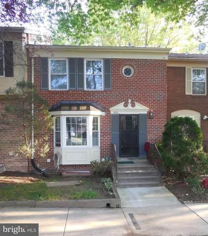 3710 Gawayne Terrace #33, SILVER SPRING, MD 20906 (#MDMC2006288) :: AJ Team Realty