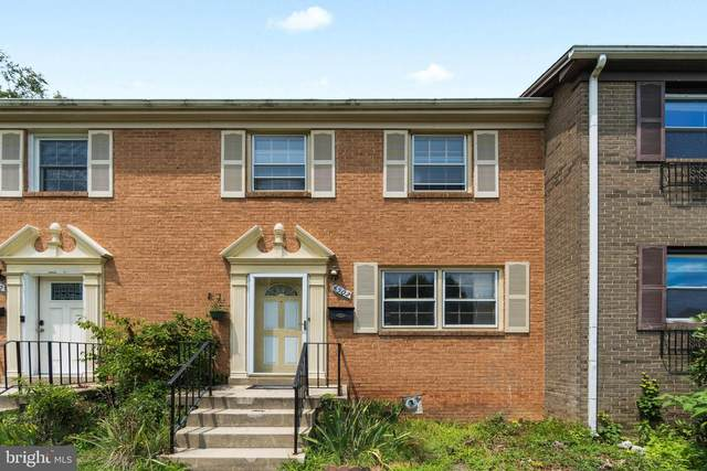 6502 Beechwood Drive #2, TEMPLE HILLS, MD 20748 (#MDPG2004368) :: Dart Homes
