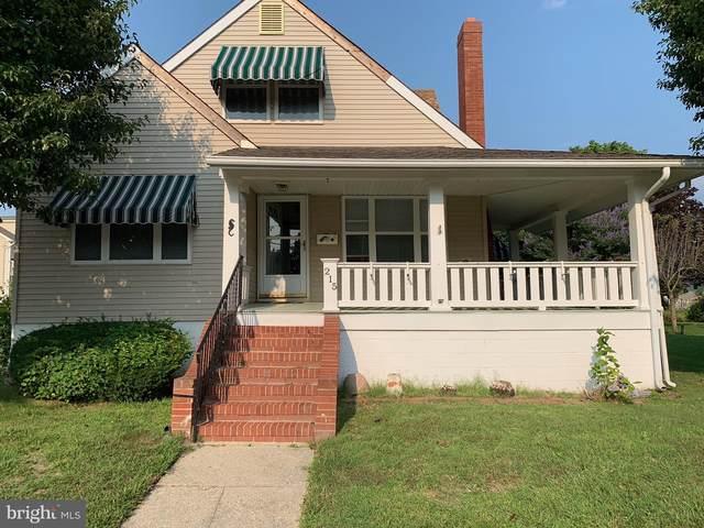 215 Jefferson Street, CAPE MAY, NJ 08204 (MLS #NJCM2000098) :: The Dekanski Home Selling Team