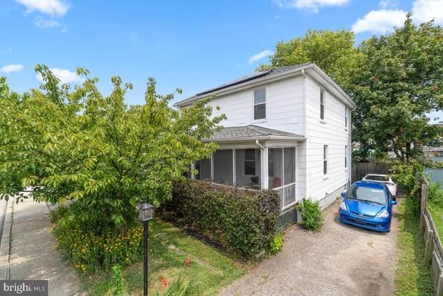 5 Dunbar Avenue, CATONSVILLE, MD 21228 (#MDBC2004224) :: Peter Knapp Realty Group
