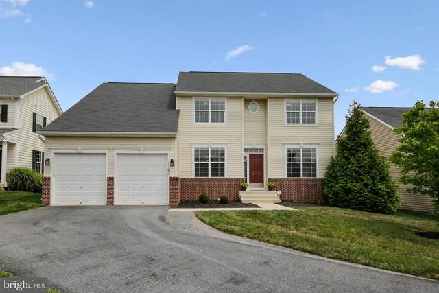 1103 Wilcox Court, FREDERICK, MD 21702 (#MDFR2002376) :: Teal Clise Group