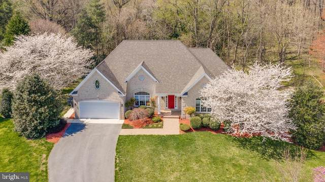 12510 Perrywood Lane, DUNKIRK, MD 20754 (#MDCA2000804) :: Gail Nyman Group