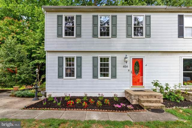 404 Kimwood Road, ARNOLD, MD 21012 (#MDAA2003942) :: Century 21 Dale Realty Co