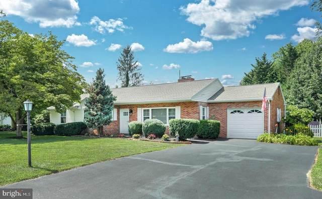 341 Hillside Lane, YORK, PA 17403 (#PAYK2002526) :: The Joy Daniels Real Estate Group