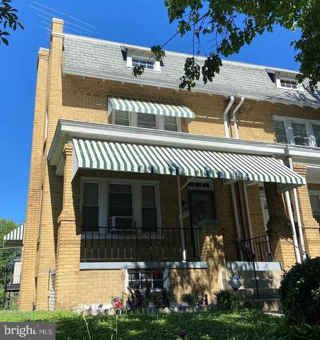 5718 3RD Place NW, WASHINGTON, DC 20011 (#DCDC2005180) :: AJ Team Realty