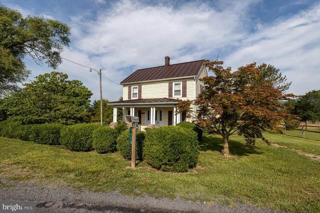 1628 Oak Leaf Road, LURAY, VA 22835 (#VAPA2000144) :: Network Realty Group