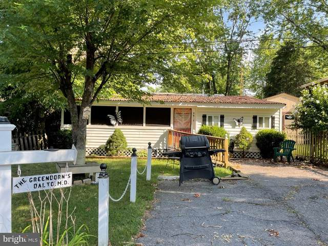 45/2 Dessert Drive, FALLING WATERS, WV 25419 (#WVBE2001024) :: Network Realty Group