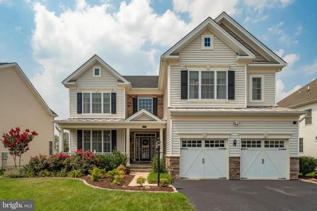 5516 Blackburns Ford Court, HAYMARKET, VA 20169 (#VAPW2003466) :: Berkshire Hathaway HomeServices McNelis Group Properties