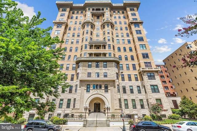 1615 Q Street NW #610, WASHINGTON, DC 20009 (#DCDC2005202) :: Peter Knapp Realty Group