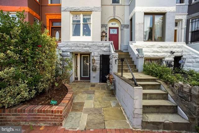 1827 1ST Street NW #1, WASHINGTON, DC 20001 (#DCDC2005206) :: Crossman & Co. Real Estate