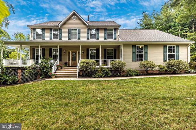 606 Scarlet Oak Court, WOODSBORO, MD 21798 (#MDFR2002402) :: Teal Clise Group