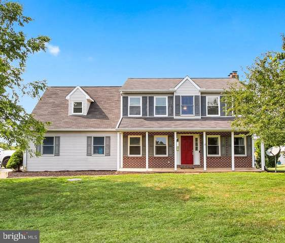 237 Woolen Mill Road, NEW PARK, PA 17352 (#PAYK2002556) :: The Dailey Group