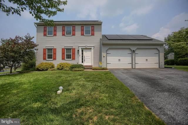241 E Market Street, LITITZ, PA 17543 (#PALA2002118) :: Linda Dale Real Estate Experts