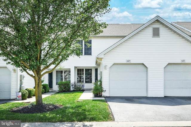623 Mallard Drive, ETTERS, PA 17319 (#PAYK2002558) :: The Joy Daniels Real Estate Group