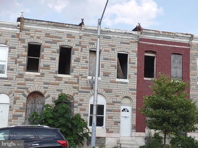 1665 N Milton Avenue, BALTIMORE, MD 21213 (#MDBA2004844) :: Sunrise Home Sales Team of Mackintosh Inc Realtors