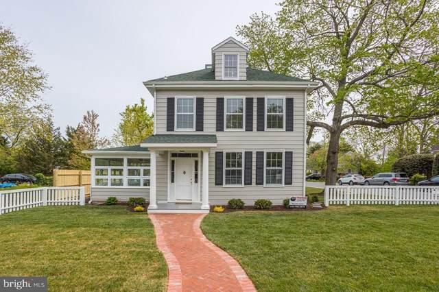 707 Talbot Street, SAINT MICHAELS, MD 21663 (MLS #MDTA2000308) :: Maryland Shore Living   Benson & Mangold Real Estate