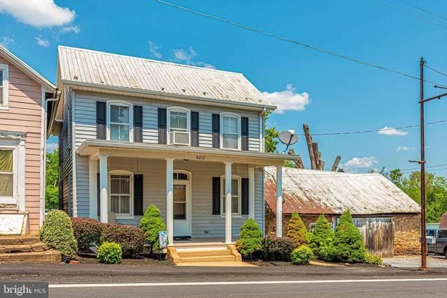 8212 Rocky Ridge Road, THURMONT, MD 21788 (#MDFR2002410) :: Corner House Realty