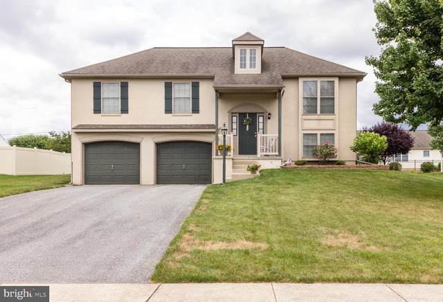 330 Pebble Beach Drive, MOUNT WOLF, PA 17347 (#PAYK2002564) :: Iron Valley Real Estate