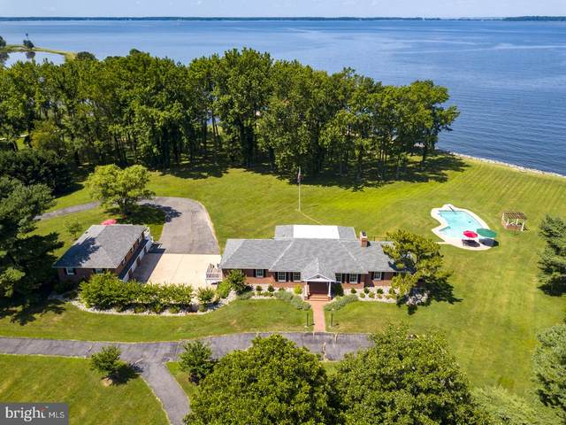 3212 Bennett Point Road, QUEENSTOWN, MD 21658 (MLS #MDQA2000434) :: Maryland Shore Living | Benson & Mangold Real Estate