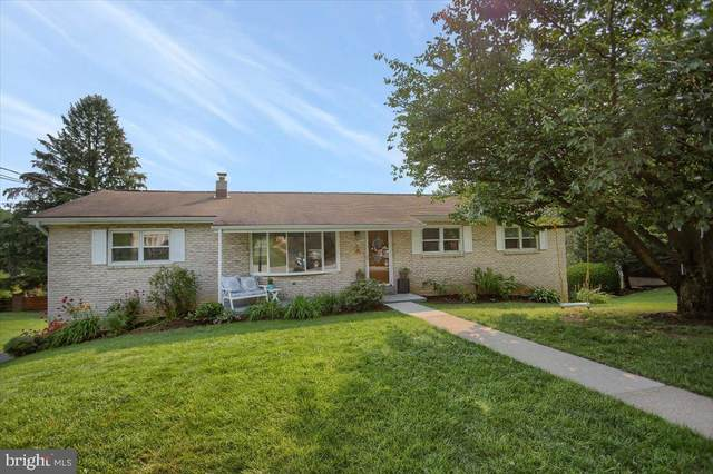 263 Hillcrest Road, CAMP HILL, PA 17011 (#PACB2001334) :: Better Homes Realty Signature Properties