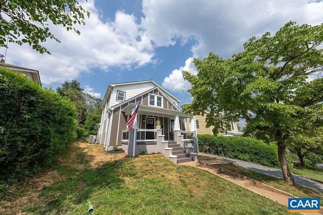 1111 Elliott Ave Avenue, CHARLOTTESVILLE, VA 22902 (#620132) :: Murray & Co. Real Estate