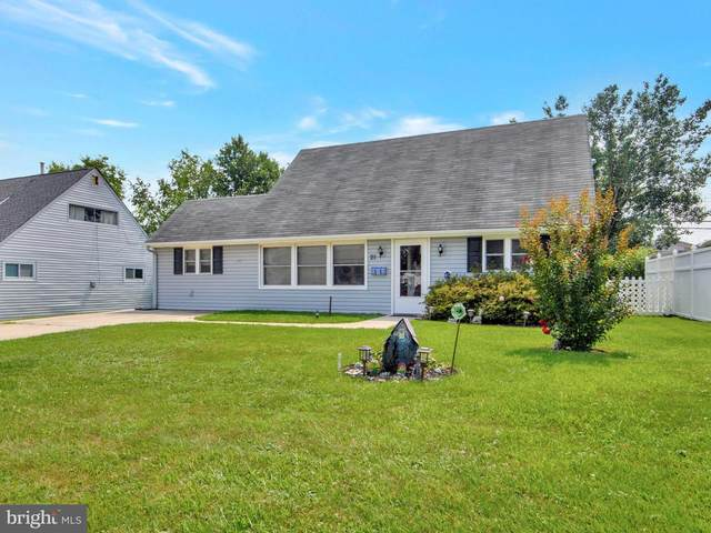 21 Macintosh Road, LEVITTOWN, PA 19056 (#PABU2003318) :: Better Homes Realty Signature Properties