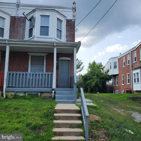 2105 Spruce Street, WILMINGTON, DE 19802 (#DENC2002758) :: Linda Dale Real Estate Experts