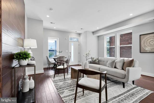 5422 8TH Street NW #1, WASHINGTON, DC 20011 (#DCDC2005248) :: Eng Garcia Properties, LLC