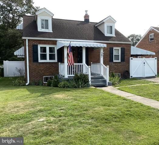 307 Georgia Avenue NE, GLEN BURNIE, MD 21060 (#MDAA2004052) :: Shamrock Realty Group, Inc