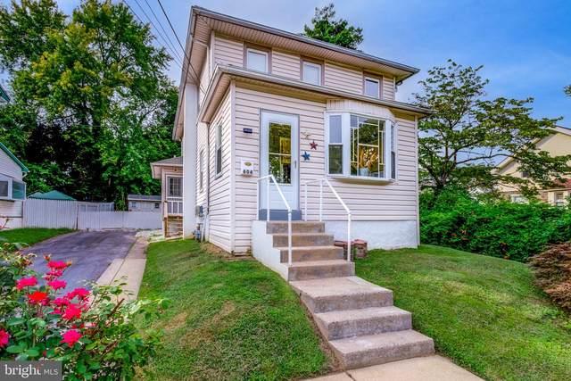 604 Sharp Avenue, GLENOLDEN, PA 19036 (#PADE2002910) :: Shamrock Realty Group, Inc