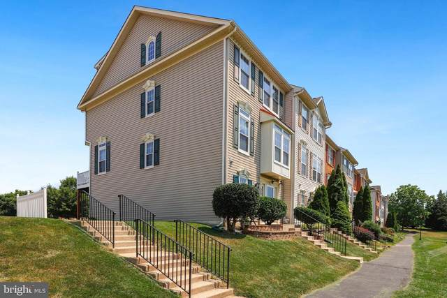 526 Eisenhower Drive, FREDERICK, MD 21703 (#MDFR2002430) :: The Licata Group / EXP Realty
