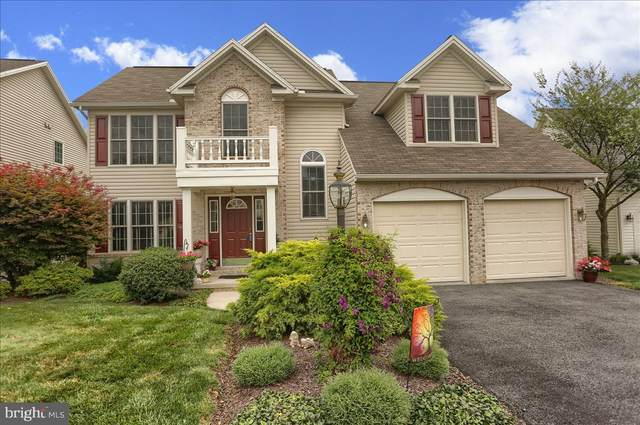 1343 Sconsett Way, NEW CUMBERLAND, PA 17070 (#PACB2001346) :: The Paul Hayes Group | eXp Realty