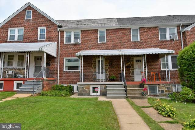 411 Overbrook Road, BALTIMORE, MD 21228 (#MDBC2004320) :: Charis Realty Group