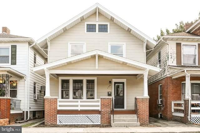 136 3RD Street, HANOVER, PA 17331 (#PAYK2002580) :: Colgan Real Estate