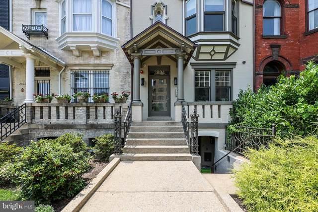 2024 16TH Street NW #1, WASHINGTON, DC 20009 (#DCDC2005268) :: Crossman & Co. Real Estate