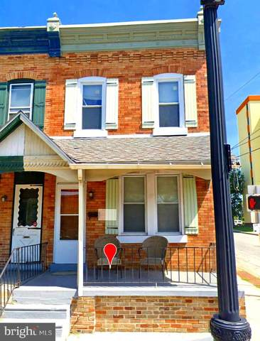 1401 Edgmont Avenue, CHESTER, PA 19013 (#PADE2002920) :: Century 21 Dale Realty Co