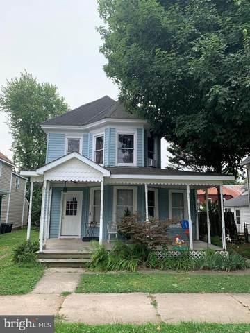 10 W Railroad Avenue, RIDGELY, MD 21660 (MLS #MDCM2000226) :: Maryland Shore Living   Benson & Mangold Real Estate